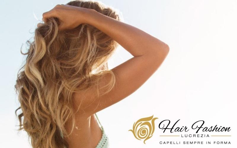 Come curare i capelli in vacanza